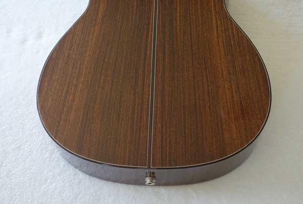 2008 Greg Brandt 7-String Classical Harp Guitarw/Cutaway, BBand Pickup, TKL Case