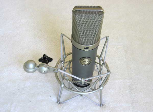 Used Neumann EA-87 (Silver) Shock Mount for Neumann U87, U87AI, TLM67 Microphones
